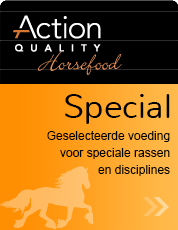 special action quality horsefood label